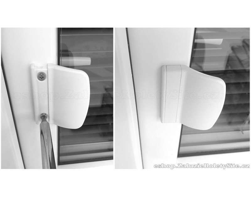 madlo pro balkónové dveře