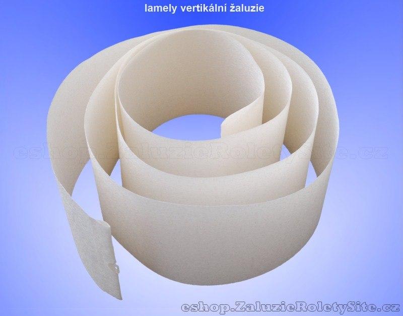 Náhradní lamely vertikální žaluzie
