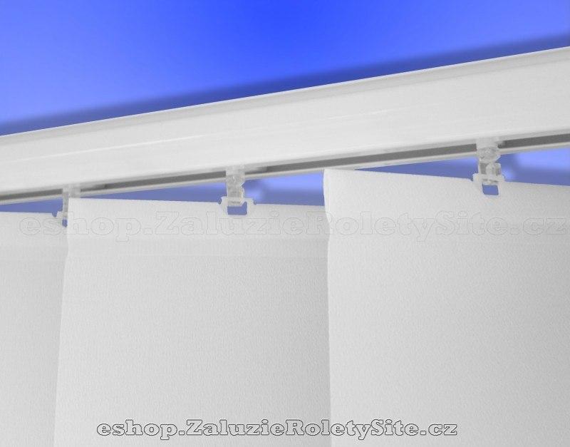 Náhradní úzké látkové lamely vertikální žaluzie