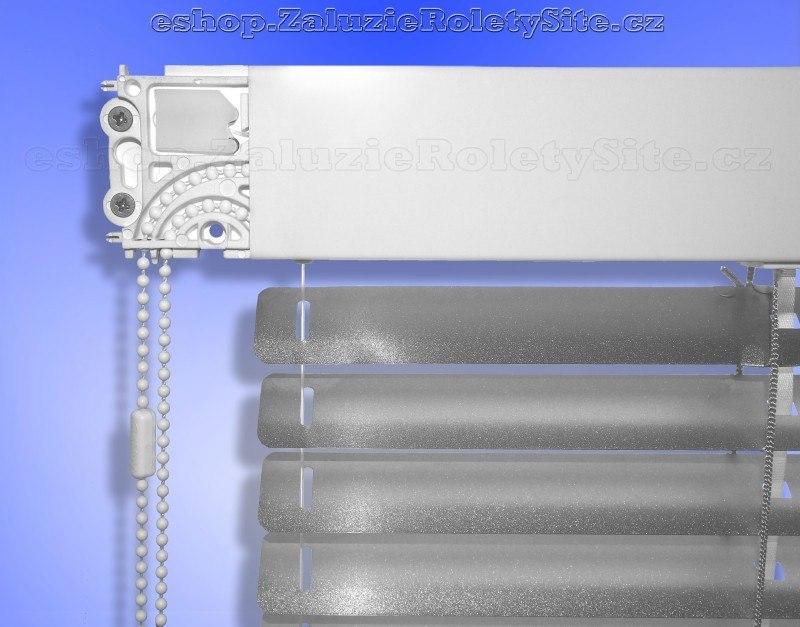 Levá krytka pro žaluzie Climax IDK.